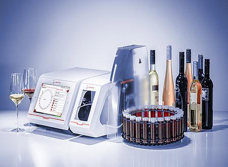 Передовая технология анализа вин от Anton Paar
