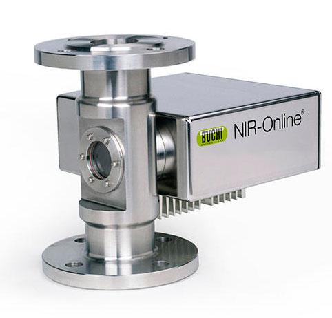 Промышленный анализатор NIR-Online
