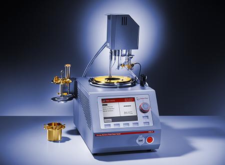 Анализатор температуры вспышки по Пенски-Мартенсу PMA 5
