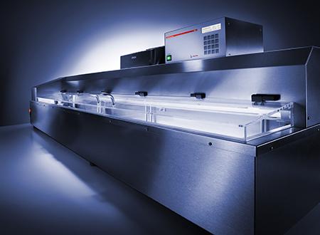 Автоматический DDA 3 измеритель принудительной тягучести битума