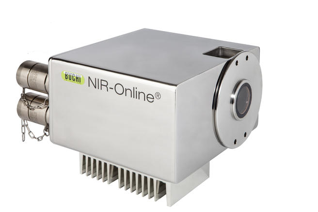 BUCHI NIR-Online® solutions
