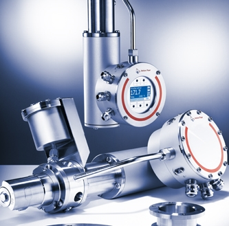 Инлайн вискозиметер L-Vis 520 Ex