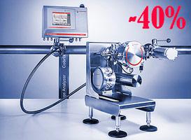 Замените свой старый промышленный анализатор COBRIX и Beer monitor Anton Paar (или аналогичный) любого года выпуска на новую систему COBRIX 5600 и Beer monitor 5600.