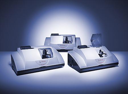 Лазерные дифрактометры PSA