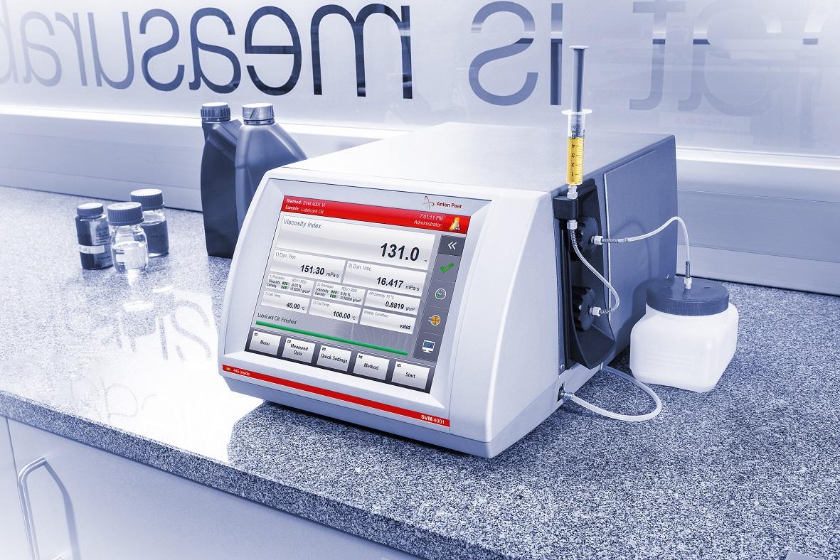 Кинематический вискозиметр: SVM 4001