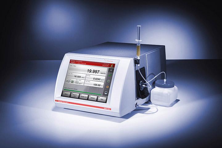 Кинематический вискозиметр: SVM 3001