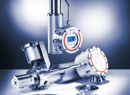 Ин-лайн вискозиметер L-Vis 520 Ex