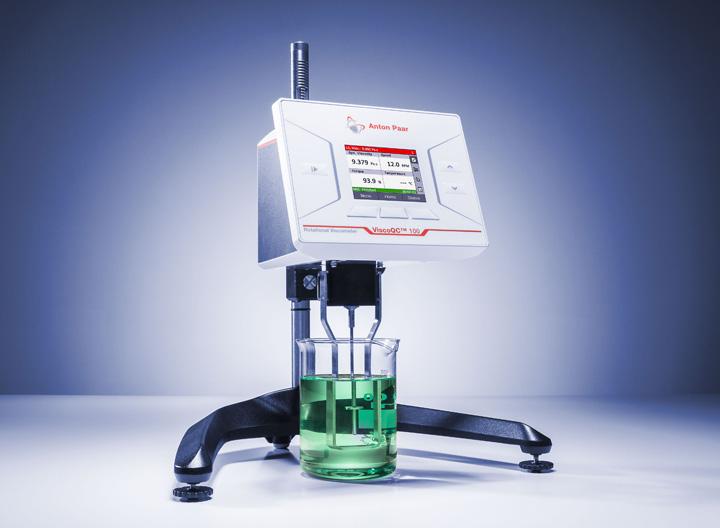 Ротационный вискозиметр ViscoQC 100