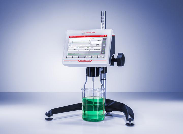 Ротационный вискозиметр ViscoQC 300