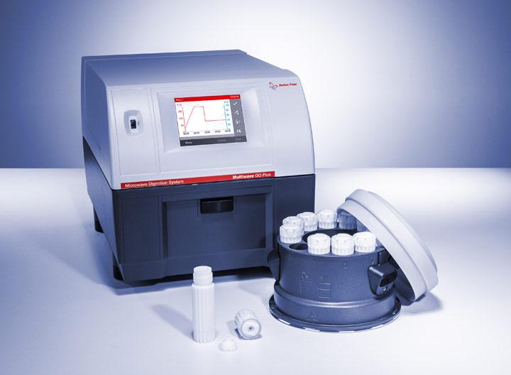 Microwave digestion system Multiwave GO Plus