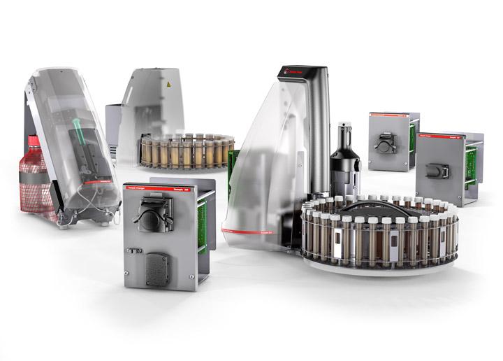 Автоматизированные лабораторные системы