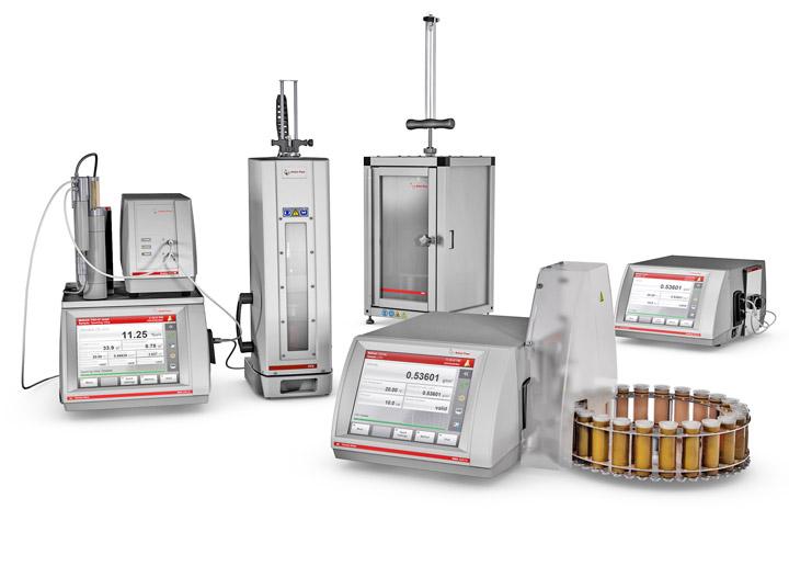 Beverage analyser systems
